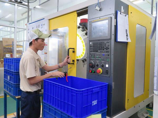 Late・ MC processing equipment