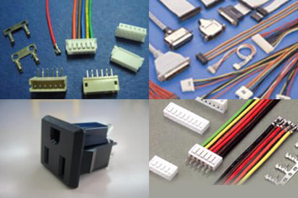 Various electronic parts