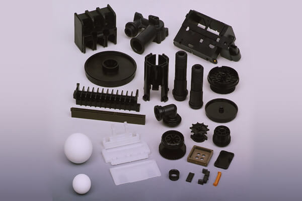 Resin molded parts